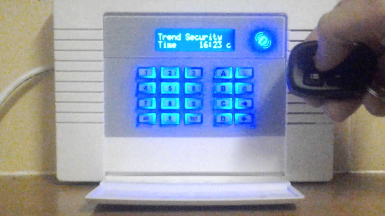 Home Security Systems Midlothian TX