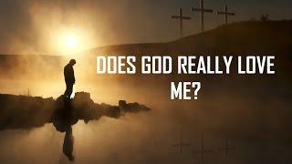 I Don't Deserve God's Love!