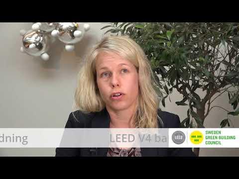 Maria Sandell, Kungsleden - LEED för fastighetsägare