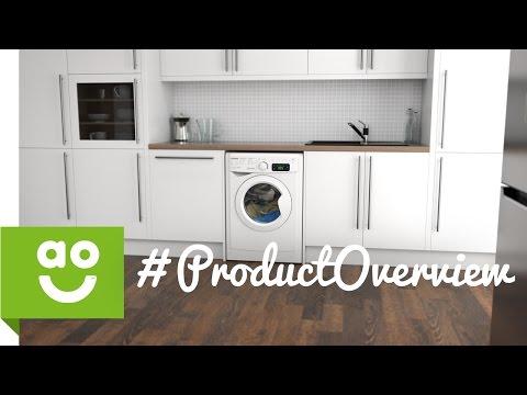 Indesit EWE91482W Washing Machine - AO.com Review