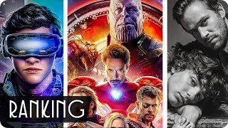 Meine Top 10 Filme 2018