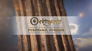 Ordinance - Forewarn, Forsake