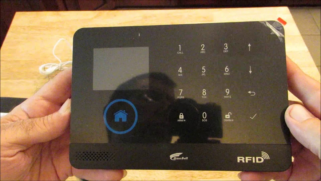 Best Wireless Home Security System Rosston TX 76263