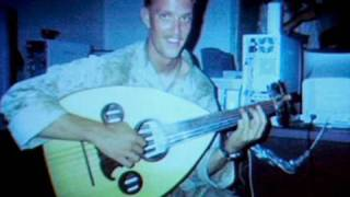 Music Bridges Cultural Gap: Marine Sniper in Iraq Learns the Oud