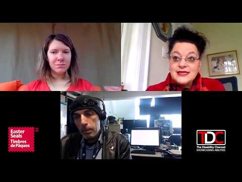 , TDC – TDC interviews Easter Seals Canada and talk Disability National Accessibility Awareness Week, Wheelchair Accessible Homes