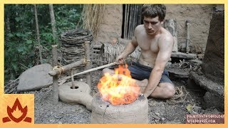 Primitive Technology: Forge Blower width=