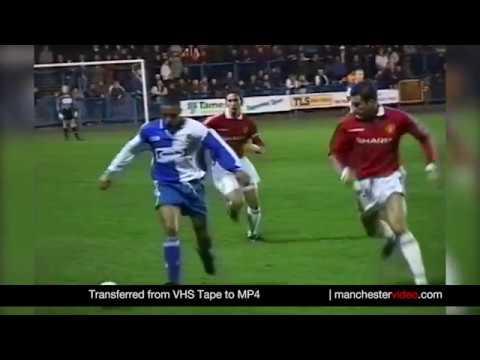 VHS to Digital - Stalybridge Celtic v Manchester United 16 March 2000