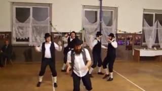 Farní veselice 29.1. 2017 - tanec z filmu Rabbi Jacob