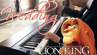 Disney - The Lion King: Can You Feel The Love Tonight [LIVE Wedding Performance 06/18/2017]
