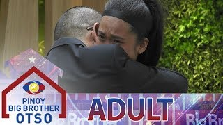 Lou, naluha nang muling mayakap ang kanyang Ama | Day 65 | PBB OTSO