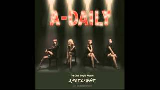 에이데일리A Daily   No Way Out  'Spotlight' The 2nd Single Album