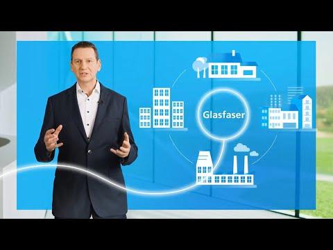 Wie Glasfaser Unternehmen wettbewerbs- und zukunftssicher macht.