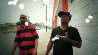 K-Def feat. SEVEN SHAWN (World Renown) - Sneak Shot ('02 Freestyle) - 2012 Music Video