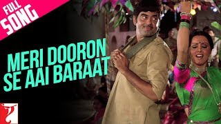 Meri Dooron Se Aayi Baraat - Full Song - Kaala Patthar