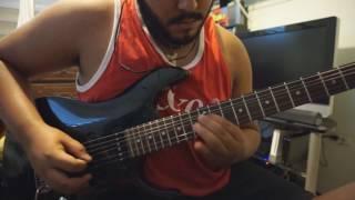 """ICED EARTH """"1776"""" Guitar Cover (KJCMetal96)"""