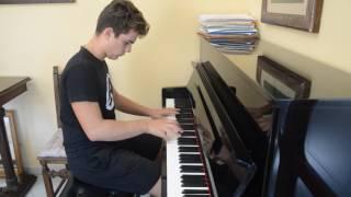 Deorro - Bailar feat. Elvis Crespo (piano arrangement by Giovanni Lombardo)