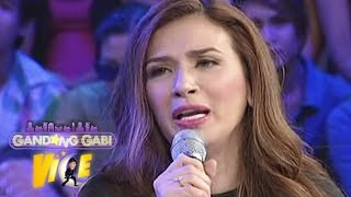 Zsa Zsa sings her OPM hits on GGV
