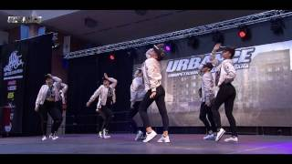 PROMINENCE - Categoria Absoluta A- URBANCE 2017