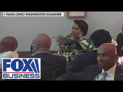 'Smoking gun': DC mayor caught in photos maskless at a wedding