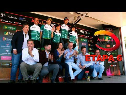 Andalucia Bike Race 2019 última etapa