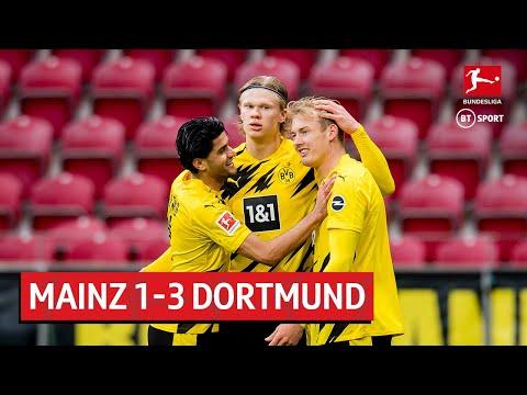 Mainz vs Borussia Dortmund (1-3) | Dortmund secure Champions League Football | Bundesliga Highlights