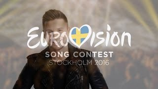 """Sergey Lazarev """"You are the only one"""" - Russia Eurovision 2016 (Lyrics)"""