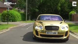 Teenage Millionaire Binary Options Trader Buys A Gold Bentley At 18