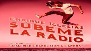 Enrique Iglesias - SUBEME LA RADIO - BACHATA VERSION - BTR