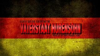 Segad de Sade feat. King Instinkt One - Vaterstaat Hurensohn (prod. by Dejavu Productions)