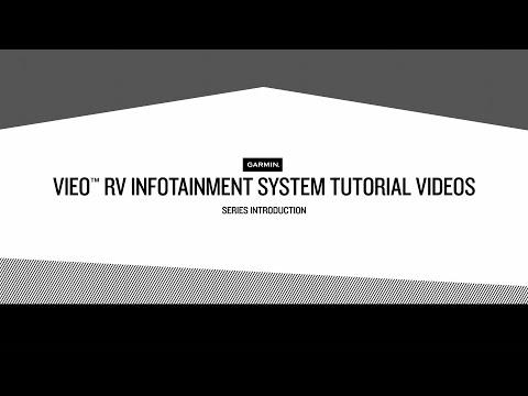 Vieo RV Infotainment System Tutorial Videos – Series Introduction