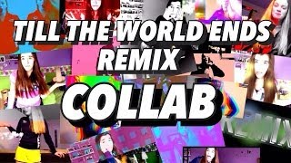 """TILL THE WORLD ENDS COLLAB - AMBER45709"" Fan Video"
