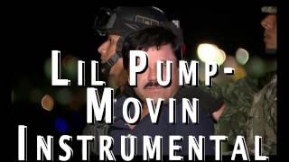 Lil Pump Movin Instrumental