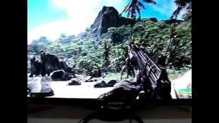 Crysis PC+Xbox Controller = vibration
