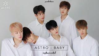 "ASTRO ""Baby"" Instrumental"
