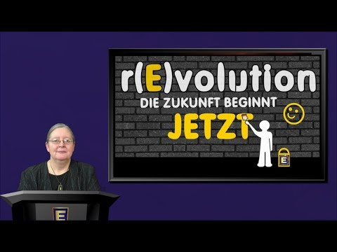 r(E)volution auf Deutsch