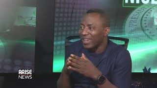 #Sowore #TakeItBack - NANS cannot 'give' President Buhari 20 Million votes   it's a Scam   Sowore