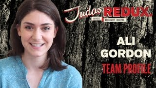 JUDAS REDUX: Ali Gordon-Team Profile