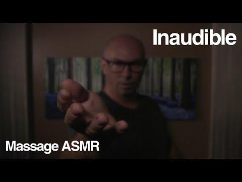 Binaural ASMR Inaudible Sounds Moving Around You