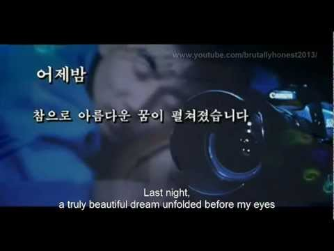 "North Korea ""dream"" video shows America burning - English subtitles"