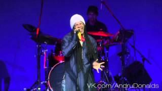 Andru Donalds - Snowin' Under My Skin (Live 2012)