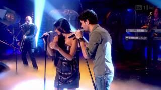 Enrique Iglesias feat Nicole Scherzinger   Heartbeat LIVE HD) HD