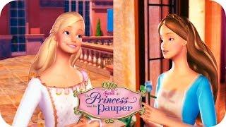 Barbie™ em A Princesa e a Plebéia | Livre - Videoclipe♫
