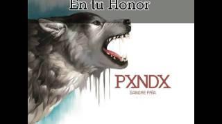 En tu honor - Panda [Preview]