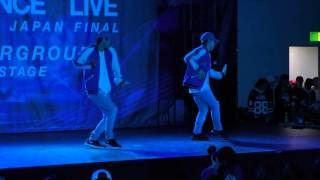 AZUR-D-BOY / DANCE@LIVE 2016 FINAL