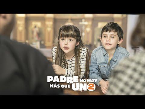 PADRE NO HAY MÁS QUE UNO 2. Rocío, la hija folclórica. En cines 7 de agosto.