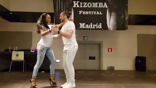 🎶 [ Yasmine - Tu és um erro ] Isabelle & Félicien (1) @ Feeling Kizomba Festival 2017