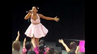 Ariana Grande - Girls Just Wanna Have Fun Live
