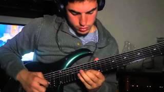 "The Zenith Passage - ""Deus Deceptor"" Guitar Solo Cover"