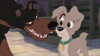 Lilli e il vagabondo 2 - Il cucciolo ribelle - Spezzone 2