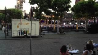André Rieu con los Reyes de Holanda